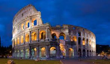 The City Of Rome Tour
