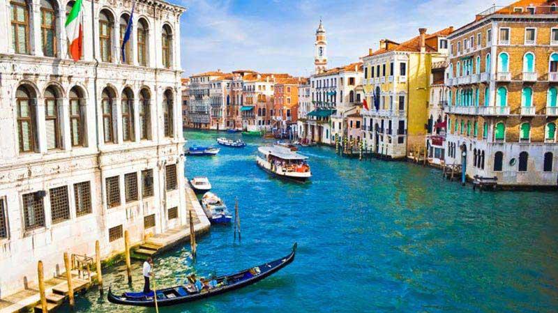 The Venice Biennale Tour