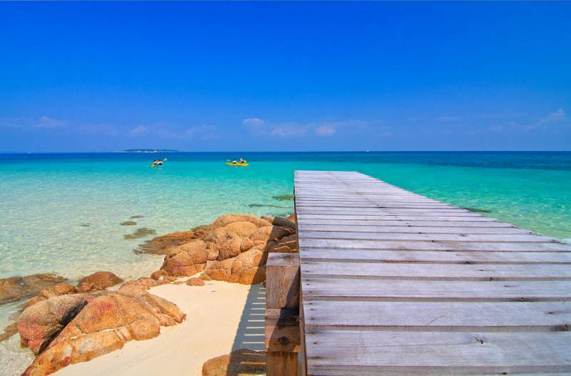 Koh Larn Coral Island Full Day With Water Activities Tour