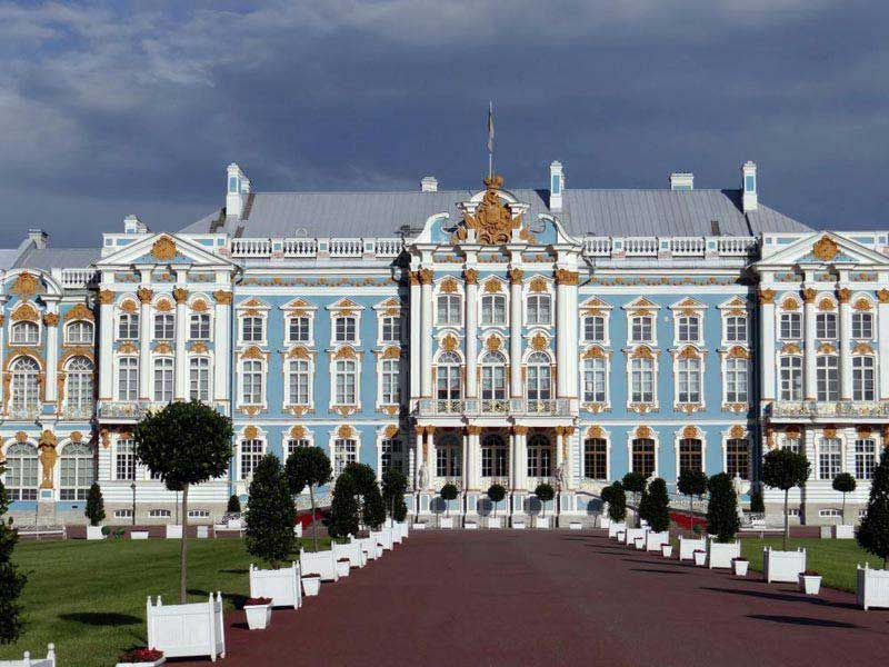 St. Petersburg For Wheelchair Travelers Tour