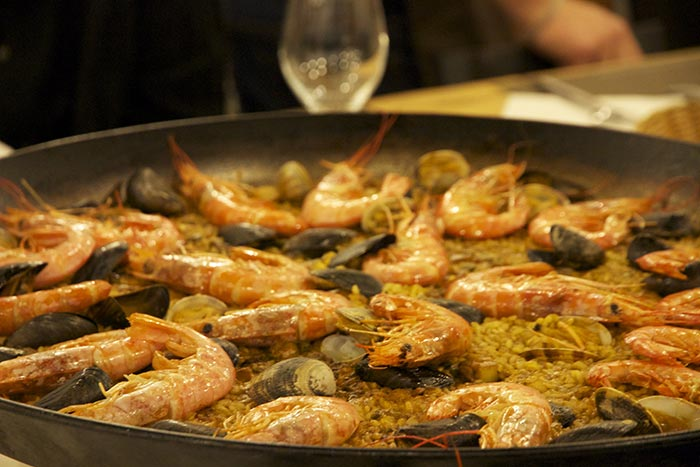 Hands-on Paella Cooking Class & Food Market Tour Package