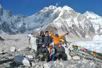Everest Base Camp Via Jiri Tour