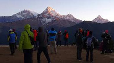Ghorepani Trek With Everest View Trek