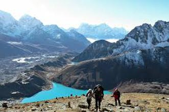 Everest Base Camp Trek With Cho La Tour