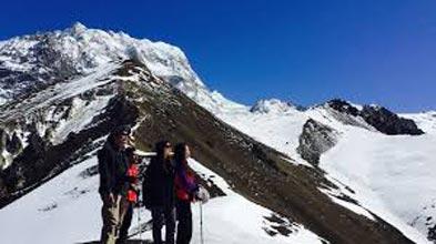 Langtang Ganja-La Pass Trek Tour