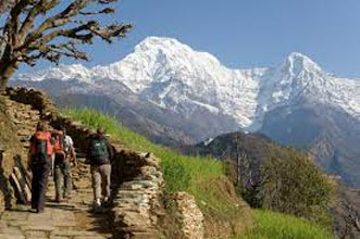 Annapurna Sanctuary Trek Tour