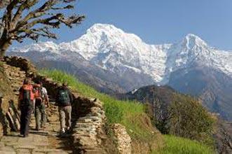Annapurna Sanctuary Trek Tour
