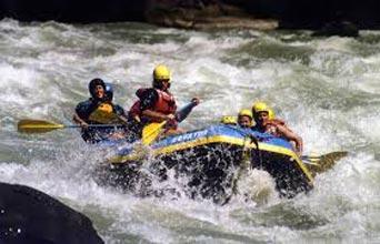 Trishuli River Rafting In Nepal Tour