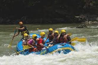 Bhote Koshi River Rafting In Nepal Tour