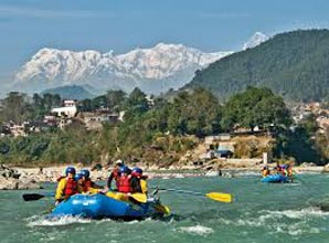 Seti River Rafting In Nepal Tour