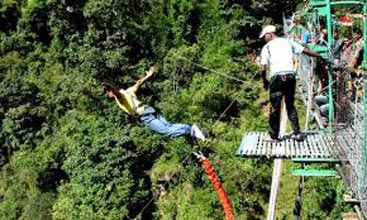 Bungee Jumping In Nepal Tour
