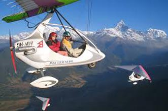 Mountain Flight In Nepal Tour