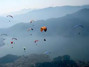 Paragliding In Nepal Tour