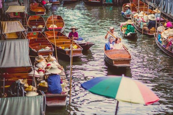 Bangkok-Suan Sampran-Pattaya-Bangkok Tour