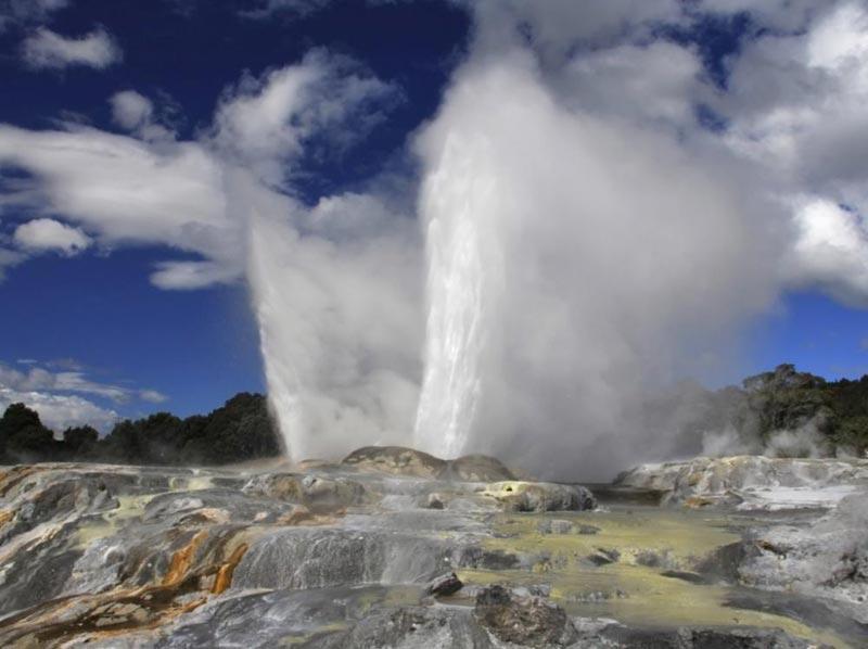 Rotorua Thermals – Economy Coach Tour