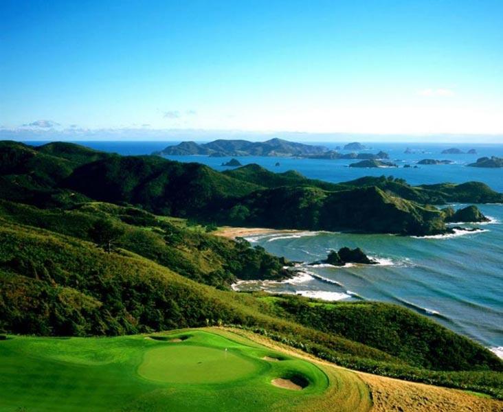 New Zealand Golf Tour – Northland