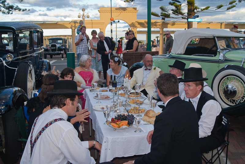 Hawkes Bay Art Deco Festival Tour