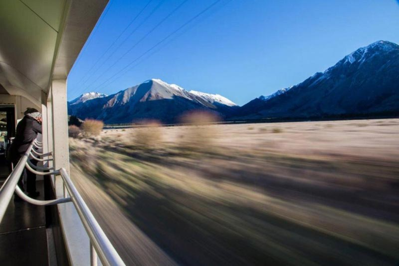 Tranzalpine – Superior Coach Tour