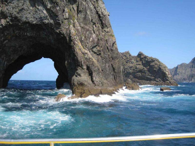 North And South Islands, With Bay Of Islands Tour