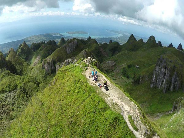 6n/7d Cebu Adventure Total Tour