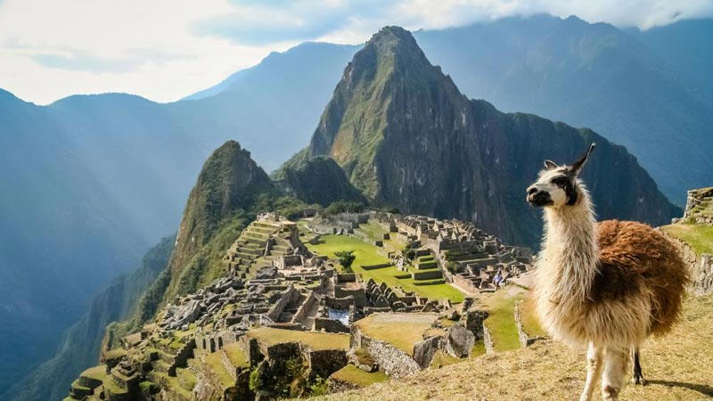 Short Inca Trail To Machu Picchu With Camping