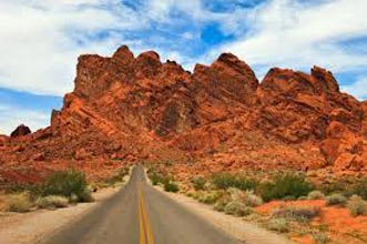 Tour Valley Of Fire Via Hummer