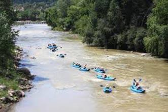 Colorado River Kayak Full Daytour