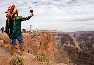 Grand Canyon South Rim Via Fixed Wing Aircraft With Motorcoach Tour Package