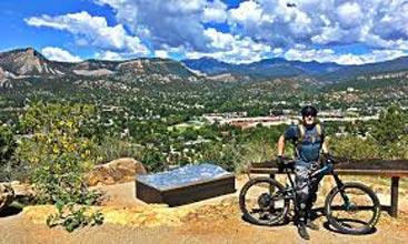 Sky Ride Mountain Bike Tour