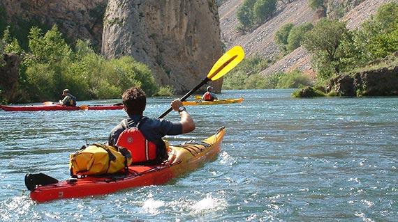 Canoeing Adventure Trips Package