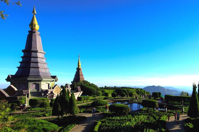 1 Day Doi Inthanon National Park Tour