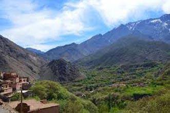Private Overnight Trek High Atlas Mountains Tour