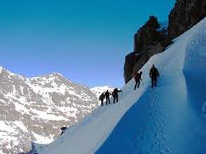 Toubkal & Ouankrim Peaks Trek