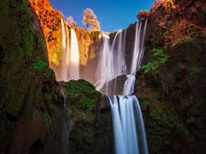 Ourika Waterfalls Day Trip Package