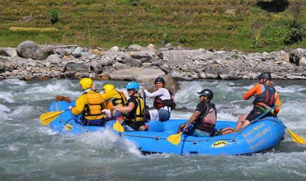 Trishuli River Rafting Tour