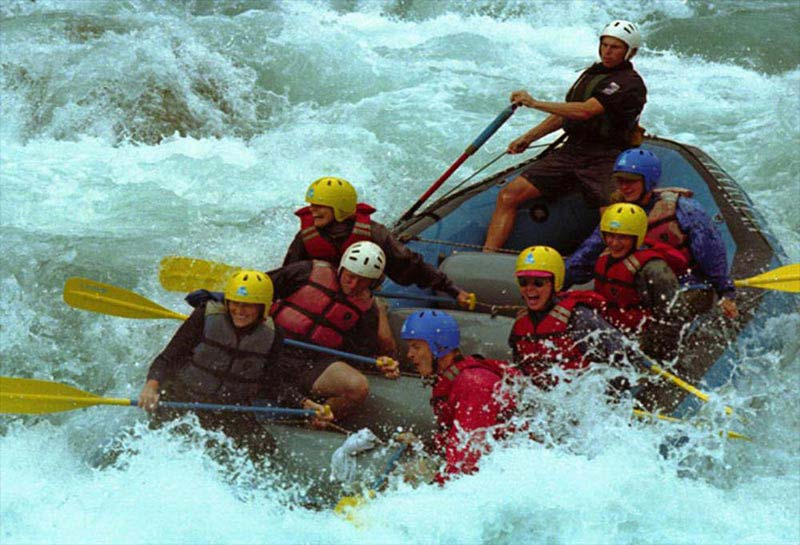 Kaligandaki River Rafting Tour