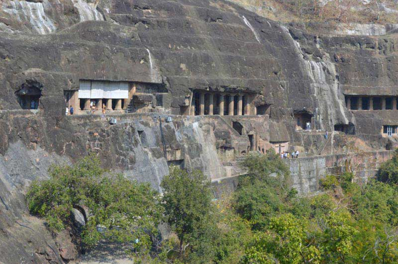 Ajanta Cave Tour