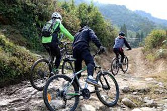 Sikkim - Mountain Biking