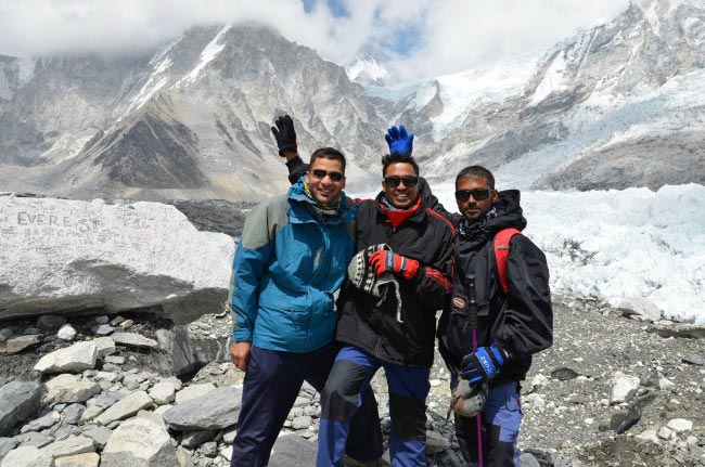 Classic Everest Base Camp Trek Tour
