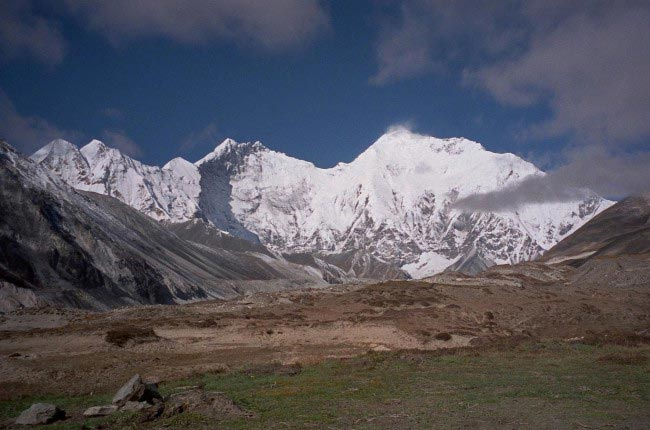 Everest Kangshung Face Trek Tour