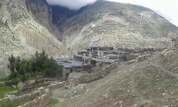 Ght Upper Dolpo Traverse Tour