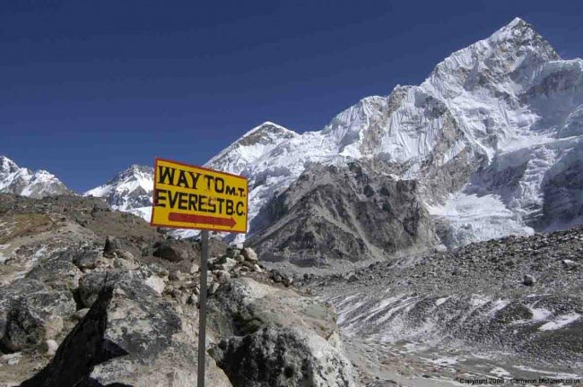 The Original Everest Base Camp Trek Tour
