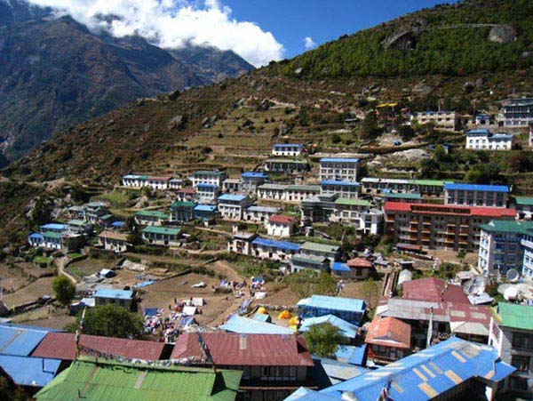 Everest Fantasy & Fabled Cities Adventure Tour