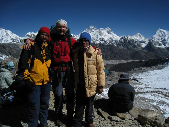 The Everest Reveal Family Trek Tour