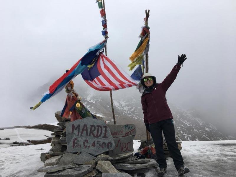 Mardi Himal Trek Tour