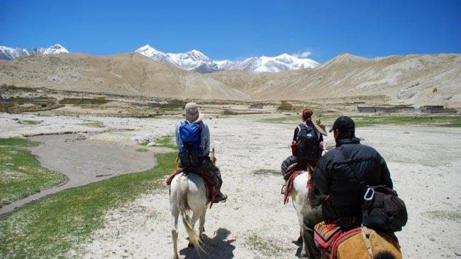 Mustang Horse Trek Nepal Tour