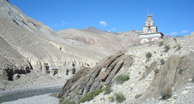 Upper Dolpo To Jomsom Trek Tour