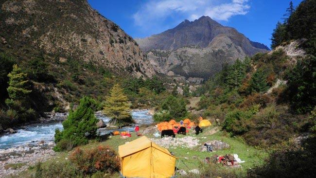 Kagmara La Pass To Dolpo Tour