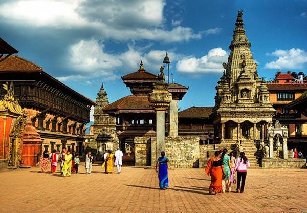 Kathmandu Mountain Tour