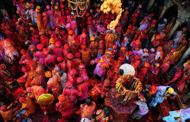 Holi – The Colorful Festival Tour
